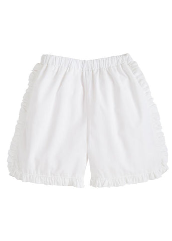 Tulip Shorts - White