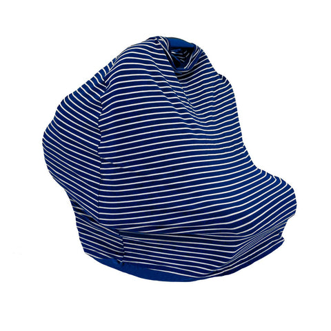All Purpose Cover - Navy Stripe