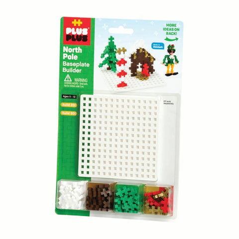 Baseplate Builder Set - North Pole