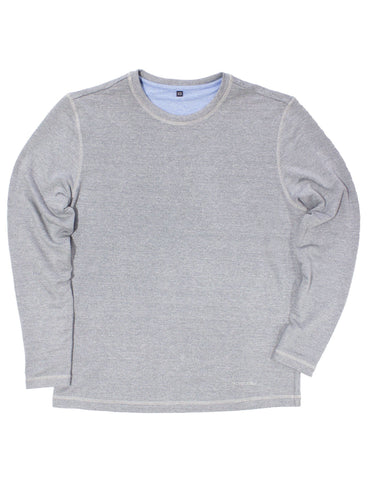 Bay Long Sleeve - Gravel