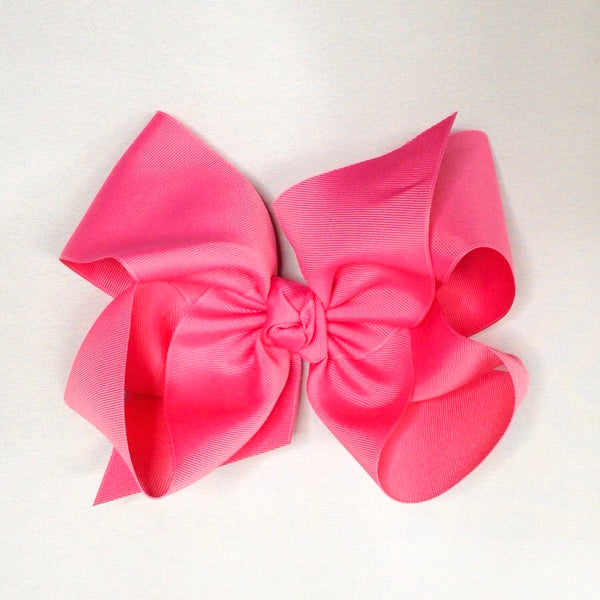".10"" Hair Bow - Match My Outfit"