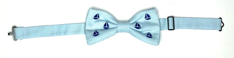 Bow Tie - Sailboats