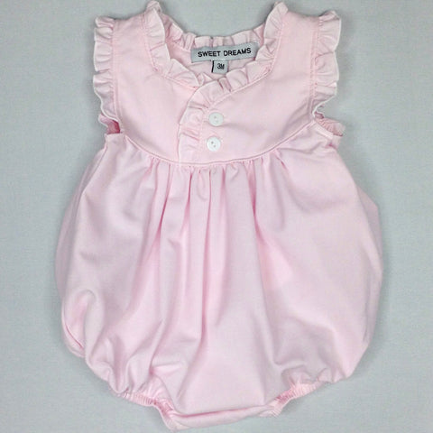 Pink Ruffle Bubble