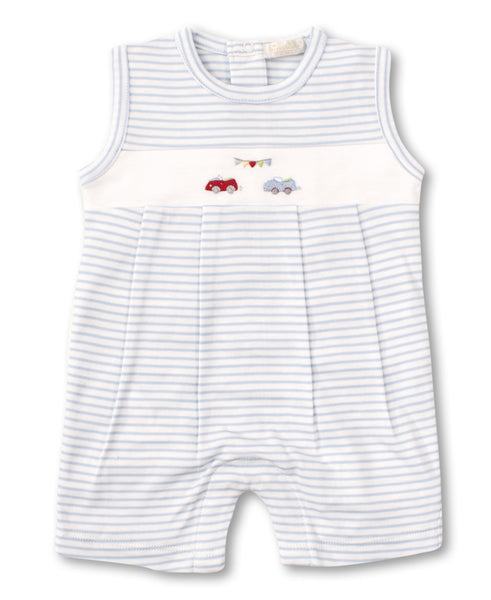 Premier Sports Car Sleeveless Play Suit