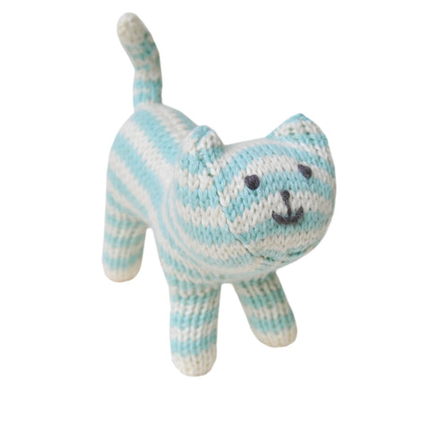 Cat Rattle - Blue