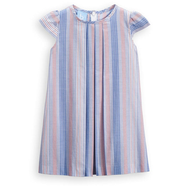 Mitzi Dress - Catalina Stripe