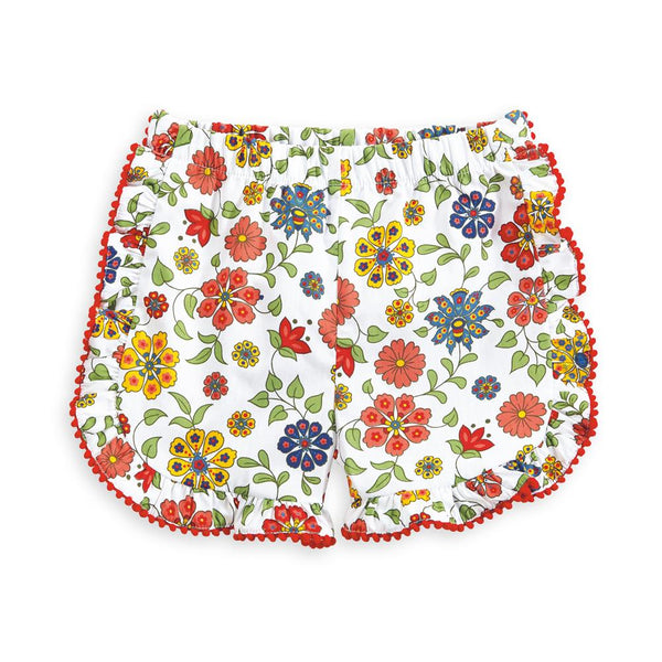 Dauphine Short - Lolly Floral