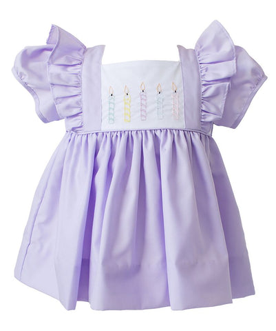 Birthday Dress - Lavender