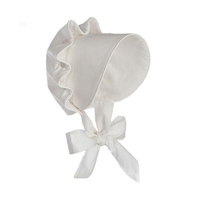 Dolly Beaufort Bonnet - White