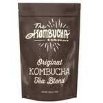 Original Loose Leaf Kombucha Tea Blend |10 Compostable Tea Bags | Brews 10 Gallons | Yerba Mate and English Breakfast Black Tea Loose Leaf Blend