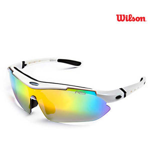 Wilson Sporting W-RS8001 Sunglasses in White