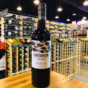 COCOBON VINEYARDS RED BLEND NV 750ML