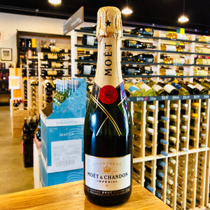 MOET & CHANDON IMPERIAL BRUT CHAMPAGNE 375ML