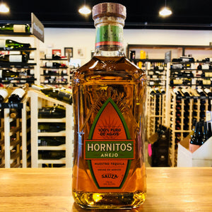 HORNITOS ANEJO TEQUILA 750ML