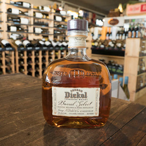DICKEL BARREL SELECT WHISKY 750ML