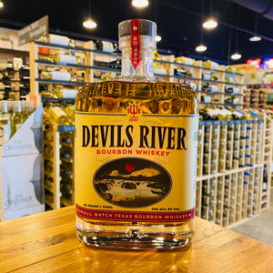 DEVILS RIVER BOURBON 750ML