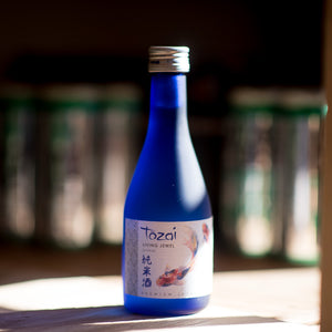 LIVING JEWEL JUNMAI SAKE 300ML