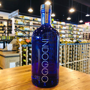 INDOGGO STRAWBERRY FLAVORED GIN 750ML