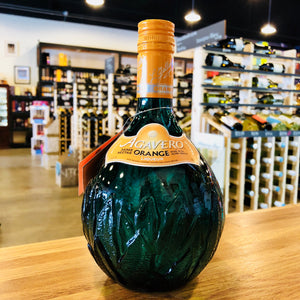 AGAVERO TEQUILA ORANGE LIQUEUR 750ML