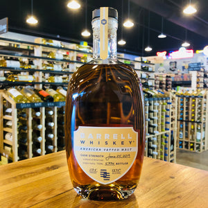 BARRELL VATTED MALT WHISKEY 750ML