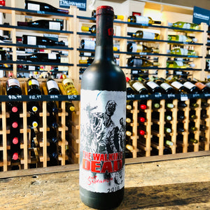 WALKING DEAD CABERNET SAUVIGNON 2016 750ML