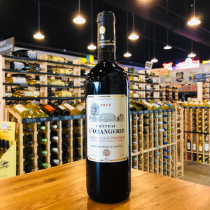 CHATEAU L'ORANGERIE BORDEAUX SUPERIOR ROUGE 2017 750ML