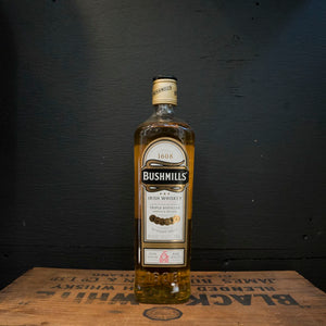 BUSHMILL'S IRISH WHISKEY 750ML