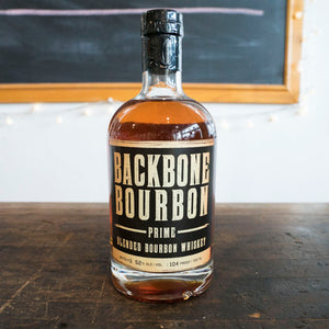 BACKBONE PRIME BOURBON 750ML