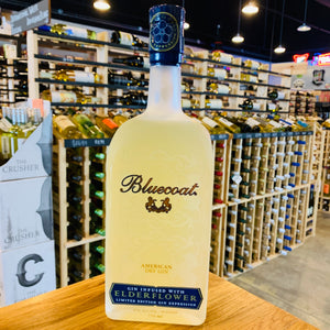BLUECOAT ELDERFLOWER GIN 750ML