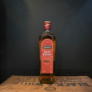 BUSHMILL'S RED BUSH IRISH WHISKEY 750ML
