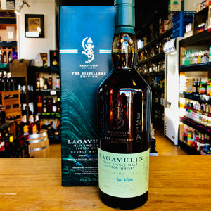 LAGAVULIN THE DISTILLERS EDITION DOUBLE MATURED ISLAY SINGLE MALT 750ML