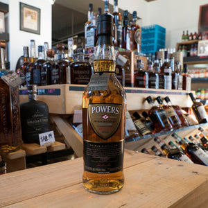 POWERS GOLD IRISH WHISKEY 750ML