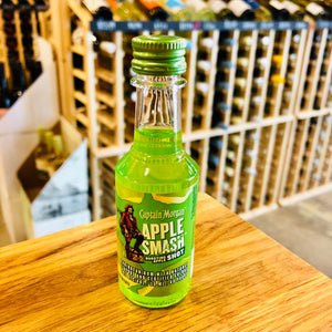 CAPTAIN MORGAN APPLE SMASH RUM 50ML