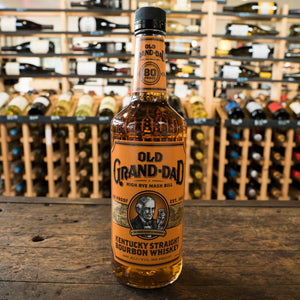 OLD GRAND DAD 80 PROOF 750ML