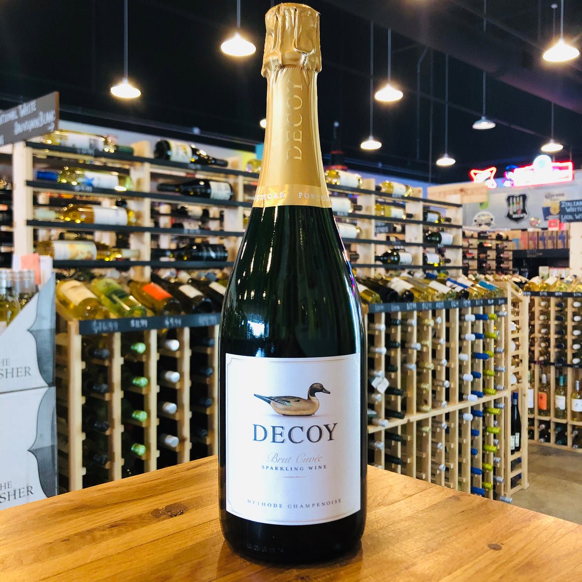 DECOY BRUT CUVEE 750ML