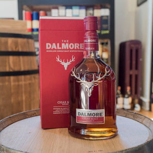 THE DALMORE CIGAR MALT RESERVE 750ML