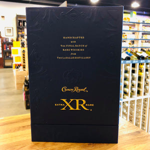 CROWN ROYAL XR EXTRA RARE WHISKY 750ML