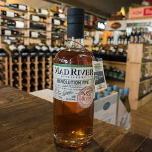 MAD RIVER REVOLUTION RYE 750ML