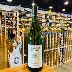 CAKEBREAD CELLARS NAPA VALLEY CHARDONNAY 2018 750ML