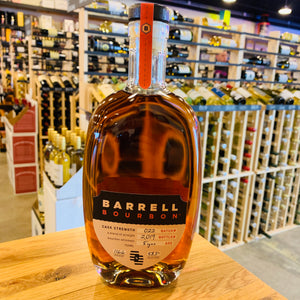 BARRELL BOURBON #022 750ML
