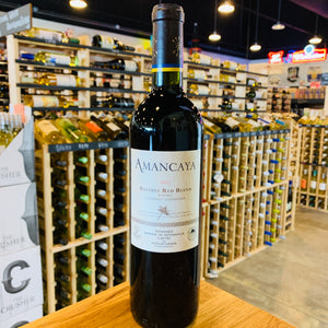 AMANCAYA RESERVE RED BLEND 2017 750ML
