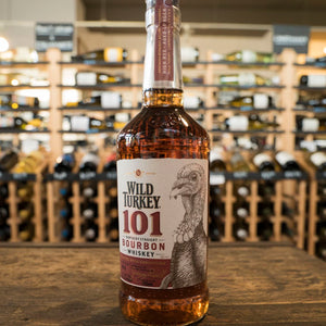 WILD TURKEY 101 PROOF KENTUCKY STRAIGHT BOURBON 750ML