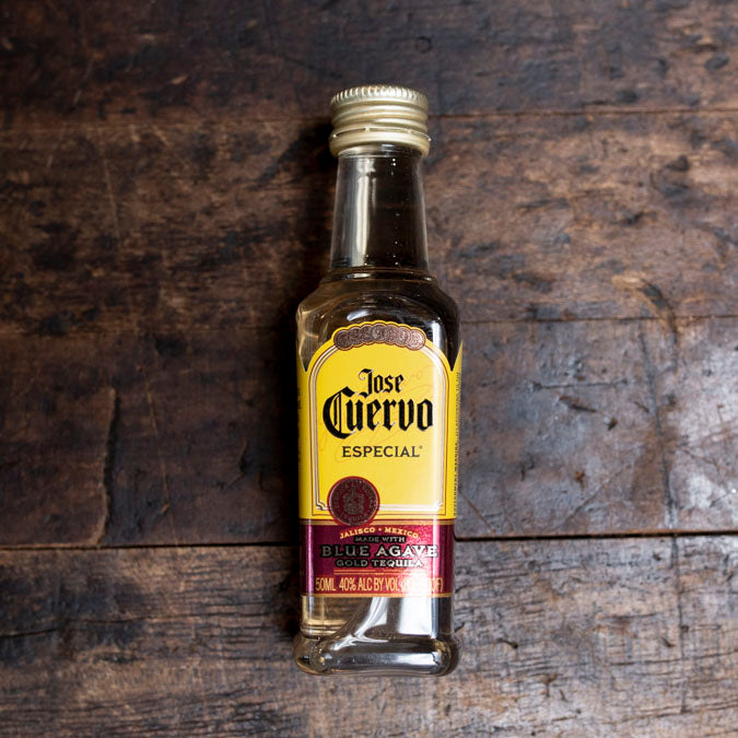 JOSE CUERVO GOLD TEQUILA 50ML