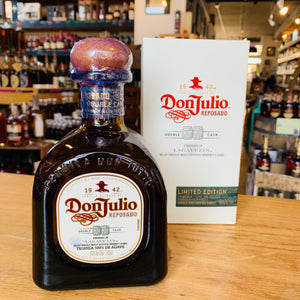 DON JULIO DOUBLE CASK REPOSADO TEQUILA LIMITED EDITION LAGAVULIN 750ML