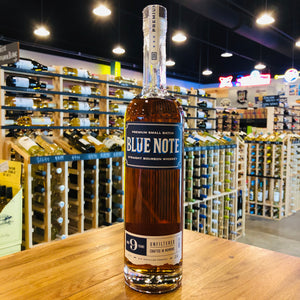 BLUE NOTE SMALL BATCH 9 YEAR BOURBON 750ML
