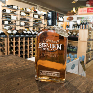 BERNHEIM WHEAT SMALL BATCH WHISKEY 7 YEAR 750ML