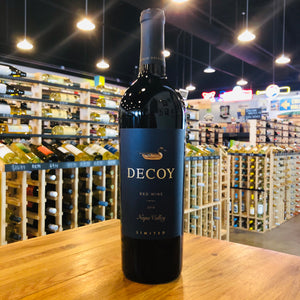 DECOY LIMITED RED WINE 2018 750ML