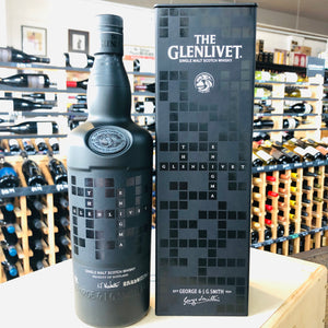 THE GLENLIVET ENIGMA SINGLE MALT SCOTCH 750ML
