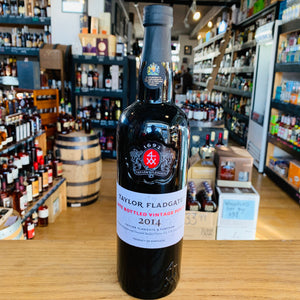 TAYLOR FLADGATE LATE BOTTLED VINTAGE PORT 2014 750ML