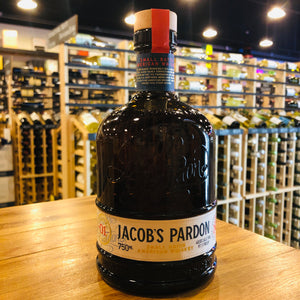 JACOB'S PARDON 8 YEAR SMALL BATCH AMERICAN WHISKEY 750ML